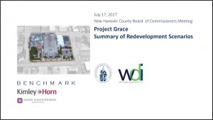 Project Grace Redevelopment Scenarios - Link to PDF