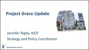 Project Grace Community Meeting Presentation - Link to PDF