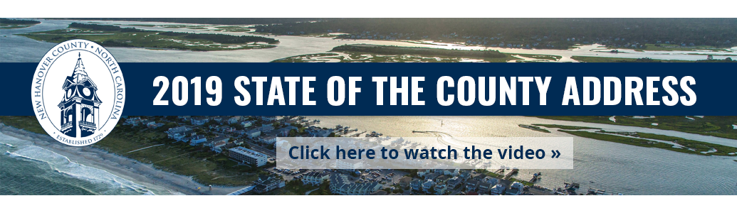 2019 State of the County Address. Click here to watch the video.