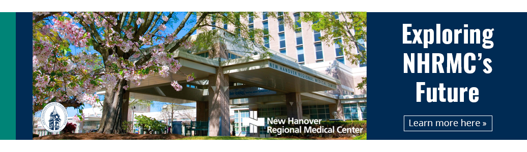 Exploring NHRMC's Future - Click to Learn More
