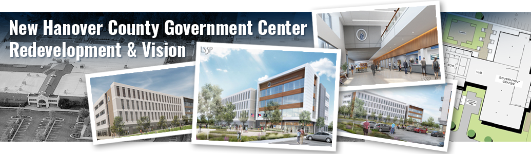 New Hanover County Government Center Redevelopment & Vision