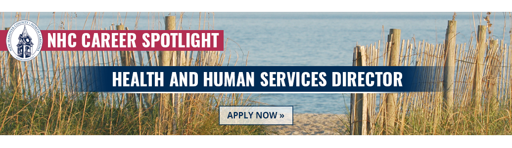 NHC is looking for a Health & Human Services Director