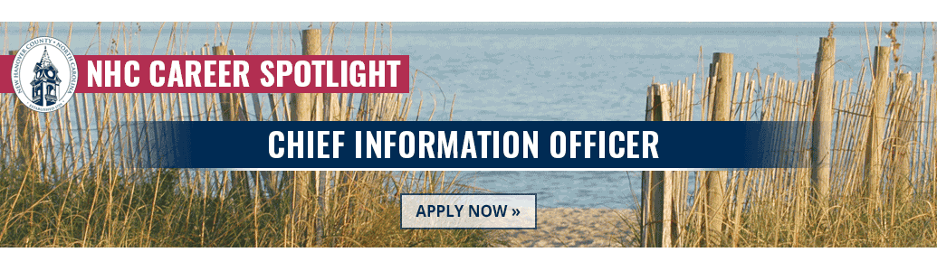 NHC looking for Chief Information Officer banner